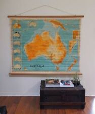 Antique Maps, Atlases & Globes 1960-1969 Date Range