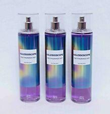 Bath & Body Works Kaleidoscope Fine Fragrance Mist Set of 3
