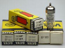 6x ef183 = 6eh7 = 6f25 = 6к13п Valvo tubo/tube/nos/NIB/new