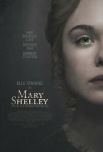 MARY SHELLEY 11x17 Movie Poster - Licensed   New   USA    [A]