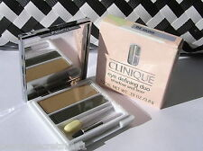 Clinique - Eye Defining Duo - Shadow & Liner - #04 Guilded - Brand New & Boxed