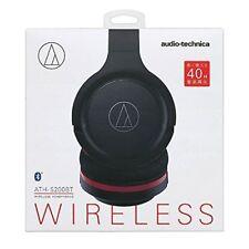 audio-technica Bluetooth Wireless Headphone Red ATH-S200BT Japan Free Shipping
