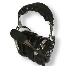 SEHT SH30-75 Pilot Aviation Active Noise Reduction Headset Twin Aero Connector