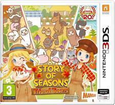 STORY OF SEASONS TRIO OF TOWNS NINTENDO 3DS 2DS 3D PAL ORIGINALE NUOVO SIGILLATO