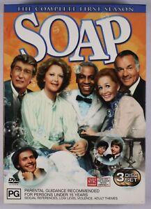 Soap DVD Season 1
