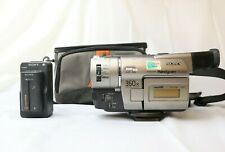 Sony Handycam CCD-TRV67 Hi-8 Video8 Camcorder - With Case - TESTED - Free Ship!