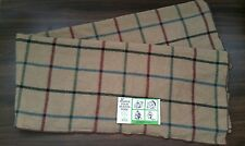 Woolrich 60 x 72 Wool Blend Blanket Throw Multi Color  Plaid Blanket USA