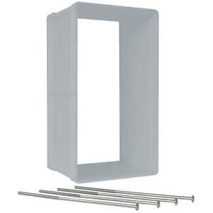 Ideal Pet Ruff-Weather Pet Door Wall Installation Kit Medium