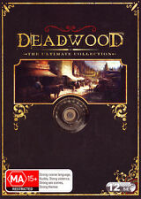 DEADWOOD Ultimate COLLECTION SEASON 1 2 3 : NEW DVD