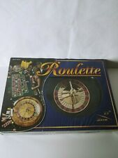 "Roulette Gaming Set Cathay Design 12"" wheel"