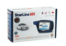 Starline A91 car accessories alarm two-way car alarm car universal 1PCS