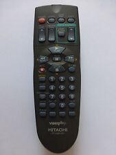 HITACHI VCR Télécommande VT-RM801EV pour VTFX 850 EUKN VTFX 950 EUKN