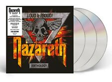 Nazareth - Loud & Proud! Anthology - New 3CD Album - Pre Order - 28th Sept