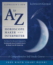 Book - Llewellyn's New A to Z Horoscope Maker and Interpreter - Complete Course