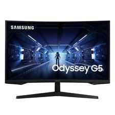 Samsung Odyssey G5 C32G54T QHD 2560x1440 144Hz 1ms 1000R Curved Monitor