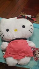 NWT Disney Hello Kitty Plush Cuddle Pillow Doll