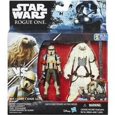 Star Wars Rogue One - Moroff and Scarif Stormtrooper Squad Leader - New in stock