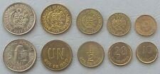 Peru KMS 1975-1977 unz.