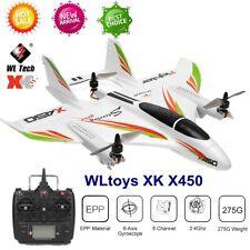 WLtoys XK RC Hubschrauber Segelflugzeug 6CH 3D/6G RC Glider 3 Modellen Flugzeuge