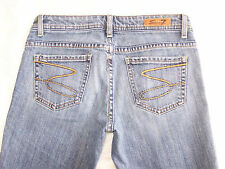 Womens Seven Jeans Size 25 Flare Stretch 5 Pockets Professionally Hemmed EUC