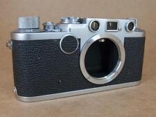 Leitz Leica IIf Red Dial corps 1953