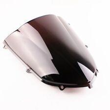 Fits Kawasaki Ninja ZX10R 2004-2005 ABS Plastic Windshield Windscreen Smoke