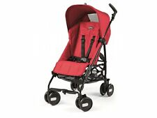 Peg Perego 2016 Pliko Mini Stroller in Mod Red Brand New!! Open Box!