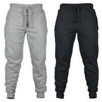 Men Trousers Gym Fit Sport Joggers Jogging Sweatpants Pants Slim Tracksuit
