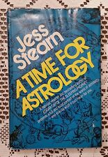 Jess Stearn A Time for Astrology 1971 New Age Occult Horary Edgar Cayce