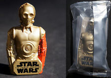 STAR WARS The Force Awakens droid viewers General Mills C-3PO (Red Arm) - NIP