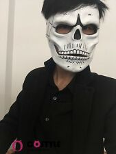 James Bond 007:Spectre  Hot Frp Skull Skeleton Full Face Mask Cosplay Props For