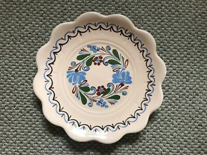 """Hungarian Folk Art Pottery--Hand Crafted in Hodmezovasarhely--11 1/2"""" approximat"""