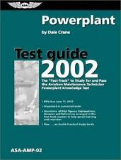 """Powerplant Test Guide: The """"Fast-Track"""" to Study for and Pass the Aviation Maint"""