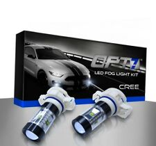 OPT7 LED Fog Light CREE XBD High Power Bulbs - 5202- DRL Daytime Lights White