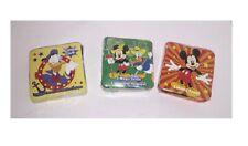 CHOICES - 3 Magic Towel Washcloths Moana Spongebob Mickey Scooby Moana Planets