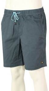 Quiksilver Waterman Cabo Shore Shorts - Midnight Navy - New