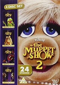THE MUPPET SHOW SEASON 2 DVD [UK] NEW DVD