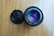 Nikon E Series F1.8 50mm Pancake Lens