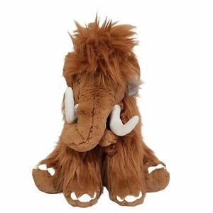 Jellycat London Maximus Mammoth Plush 15 Inch Soft Stuffed Animal New With Tags