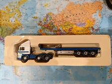 Corgi CC12703 ERF ECS Flatbed Trailer - Vaughan Logistics Limited Edition 1:50