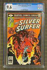 FANTASY MASTERPIECES #v2 #3 Marvel Comics 1980 CGC 9.6 John Buscema Cover