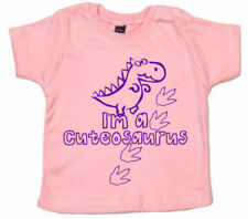 Dinosaurs T-Shirts & Tops (0-24 Months) for Girls
