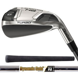 New 2020 Cleveland Launcher HB Turbo Irons - Steel Shafts - Pick Clubs and Flex