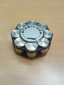 Thorens Stabilizer Plattenpuk Plattentellergewicht/Disc Clamp
