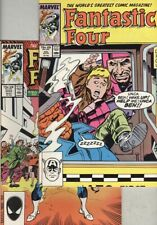 Fantastic Four #301 and #302