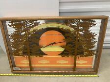 Vintage Elgin wall clock