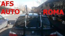 PORTABICI POSTERIORE 3 BICI X BMW SERIE 5 TOURING ANNO 2014 PER BICI UOMO DONNA