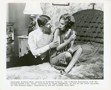 SUSAN HAMPSHIRE NICHOLAS PENNELL THE FORSYTHE SAGA ORIGINAL 1978 TV PHOTO