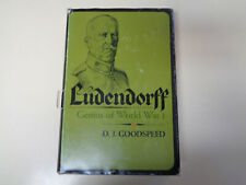 Ludendorff – Genius of World War I HBDJ 1966 German General Battles