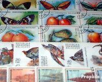 Madagaskar 50 verschiedene Marken